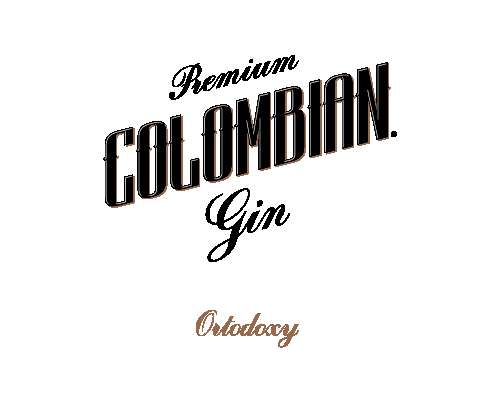 Dictador Premium COLOMBIAN Gin Ortodoxy .eps