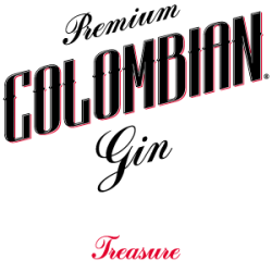 Dictador Premium COLOMBIAN Gin Treasure .eps