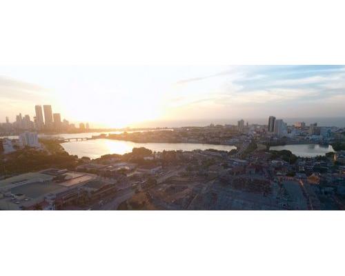 Cartagena city view .mp4